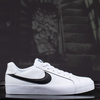 Tênis Nike Court Royale Ac White Black BQ4222-103