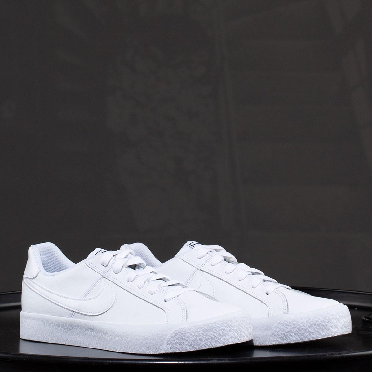 Tênis Nike Court Royale Ac White White AO2810-102
