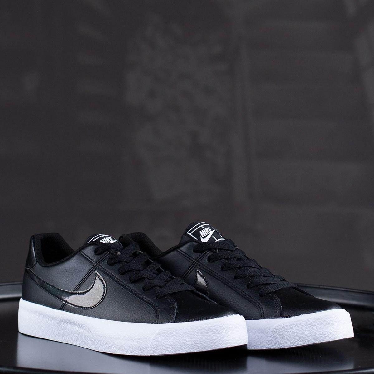 Tênis Nike Court Royale Black AO2810-003