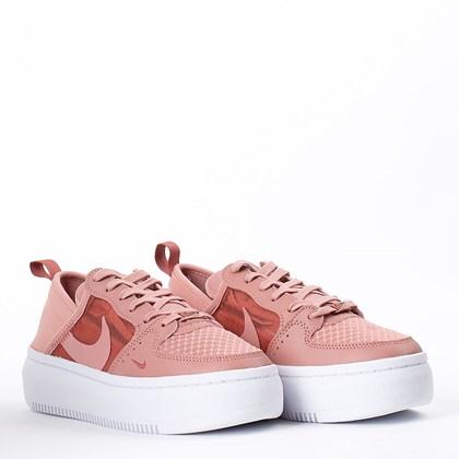 Tênis Nike Court Vision Alta Rust Pink CW6536-600