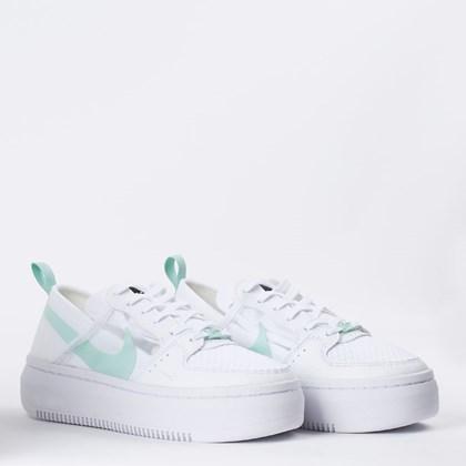 Tênis Nike Court Vision Alta White Light Dew CW6536-100