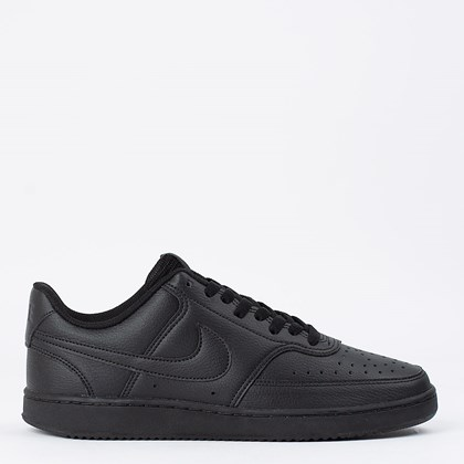 Tênis Nike Court Vision Low Black Black CD5463-002