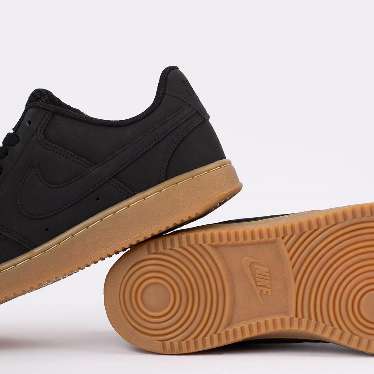 Tênis Nike Court Vision Low Black Gum CD5463-008