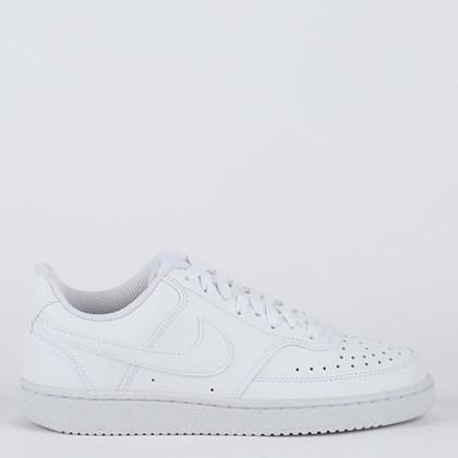 Tênis Nike Court Vision Low Next Nature White White DH3158-100