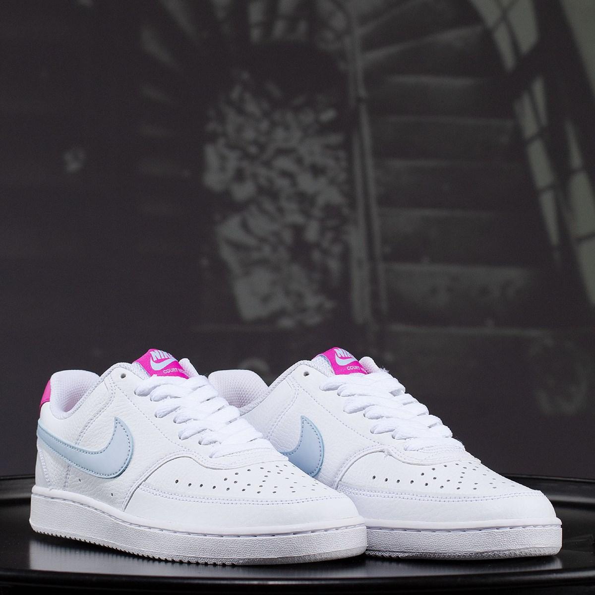 Tênis Nike Court Vision Low White CD5434-104