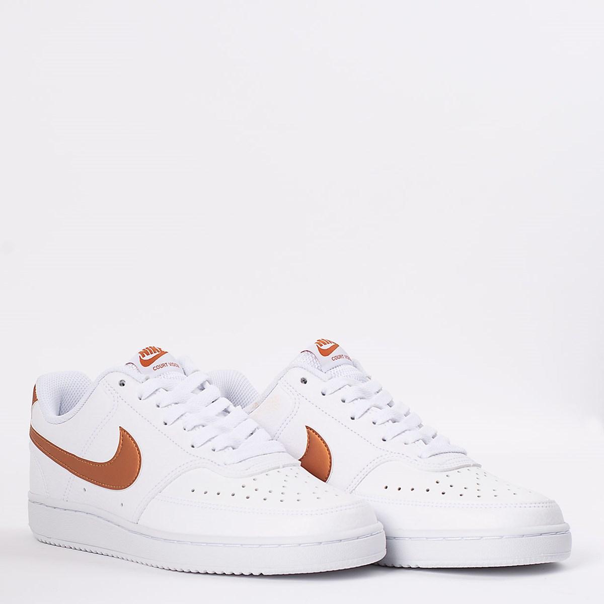 Tênis Nike Court Vision Low White CD5434-107