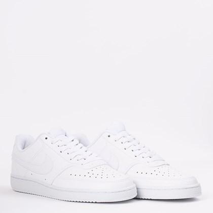 Tênis Nike Court Vision Low White White CD5434-100