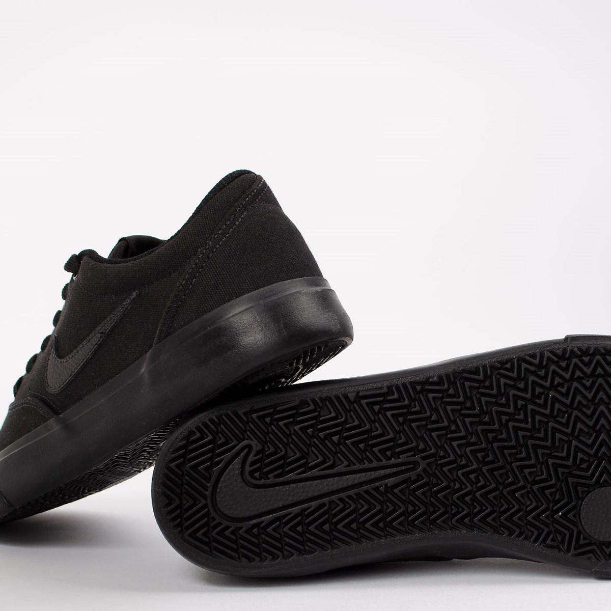 Tênis Nike SB Charge SLR Black Black CD6279-001