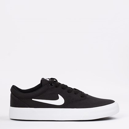 Tênis Nike SB Charge SLR Black White CD6279-002