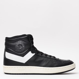 Tênis Pony City Wings Hi Leather Preto PO301001
