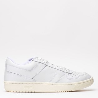 Tênis Pony City Wings Ox Leather Branco Branco PO300256