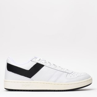 Tênis Pony City Wings Ox Leather Branco PO300002