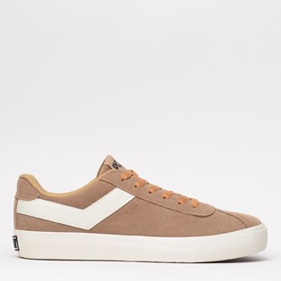 Tênis Pony Jumpshot Ox Suede Natural PO208034