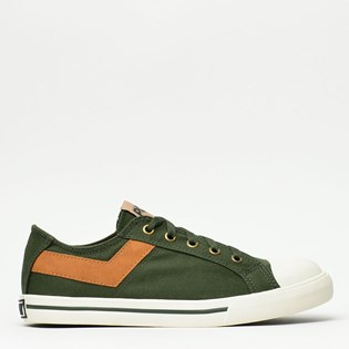 Tênis Pony Shooter Ox Canvas Verde Kombu PO100030