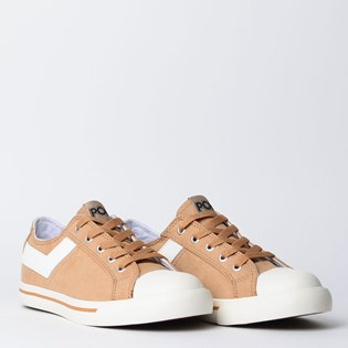 Tênis Pony Shooter Ox Suede Light Tan PO2761041