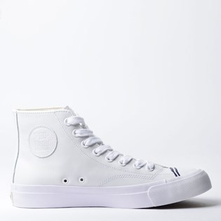 Tênis PRO-Keds Royal Hi Leather Branco PK138002