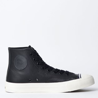 Tênis PRO-Keds Royal Hi Leather Preto PK138001