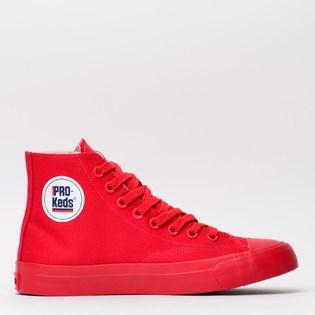 Tênis PRO-Keds Royal Hi Mono Vermelho Vermelho PK1251014