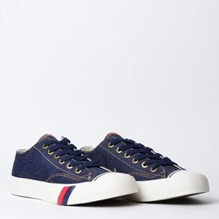 Tênis PRO-Keds Royal Lo Jeans Marinho PK103003