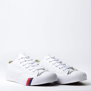 Tênis PRO-Keds Royal Lo Leather Branco PK110002