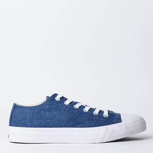 Tênis PRO-Keds Royal Lo Washed Azul PK141100