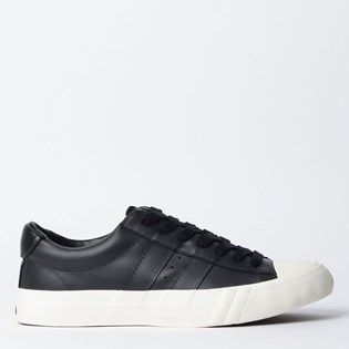 Tênis PRO-Keds Royal Plus Leather Preto PK137001