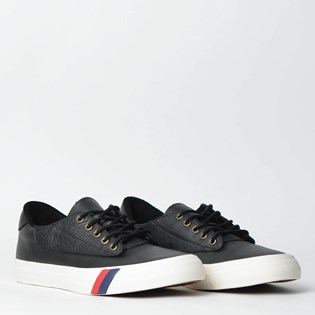 Tênis PRO-Keds Trophy Plus Leather Preto PK157001