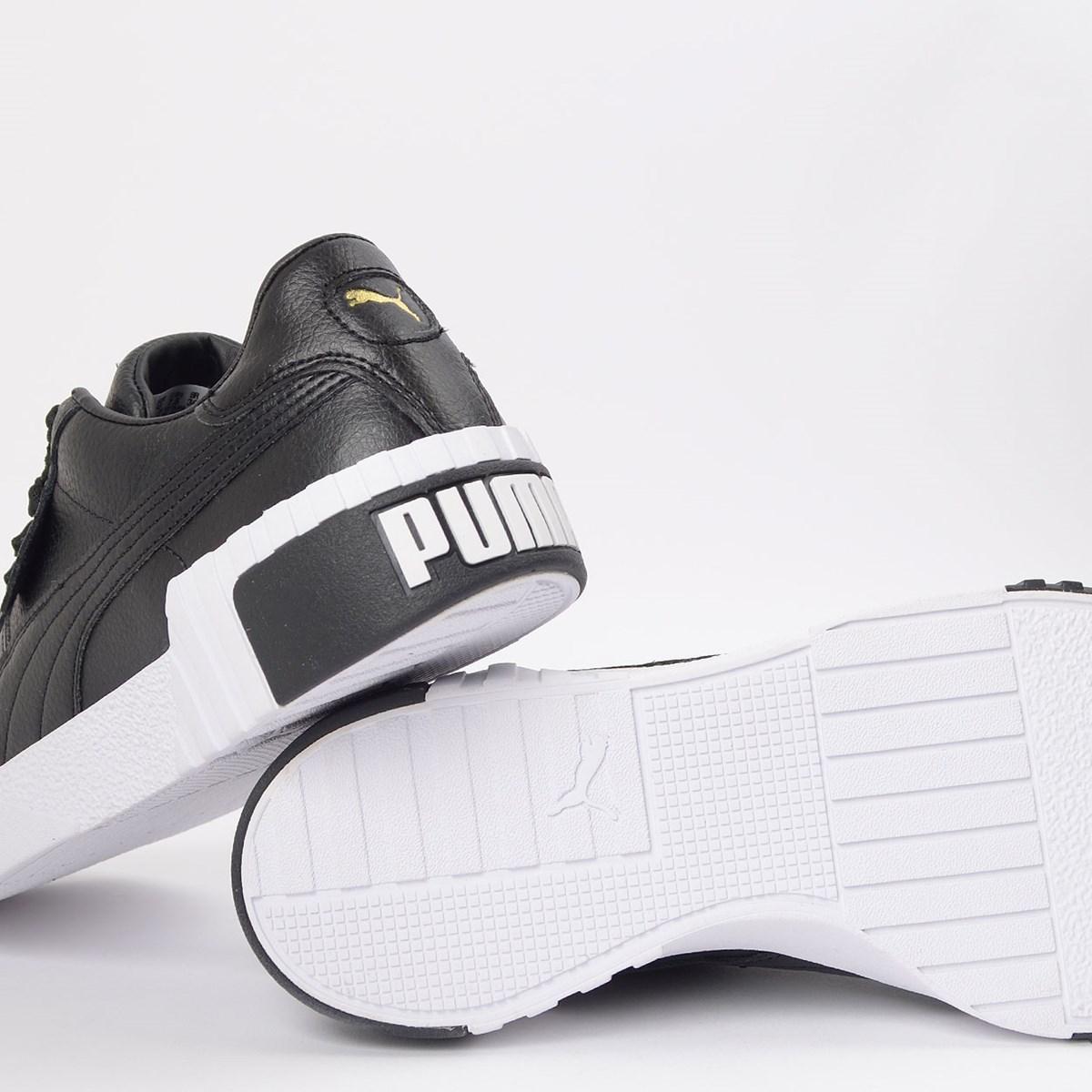 Tênis Puma Cali Black 369155-03