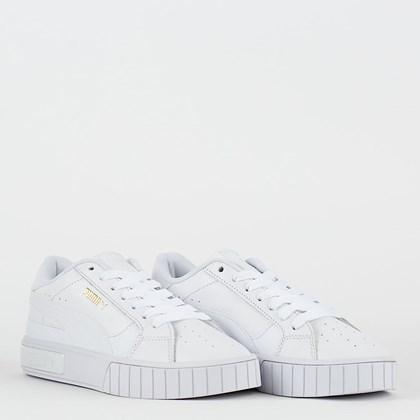 Tênis Puma Cali Star White White 380176-01