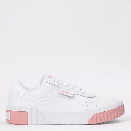 Tênis Puma Cali White Pink 369155-07