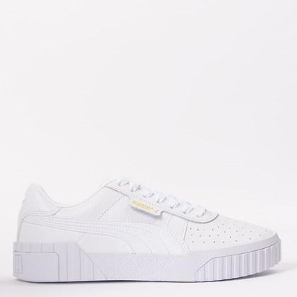 Tênis Puma Cali White White 369155-01