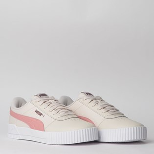 Tenis Puma Carina L Pastel Parchement Bridal Rose 37032505