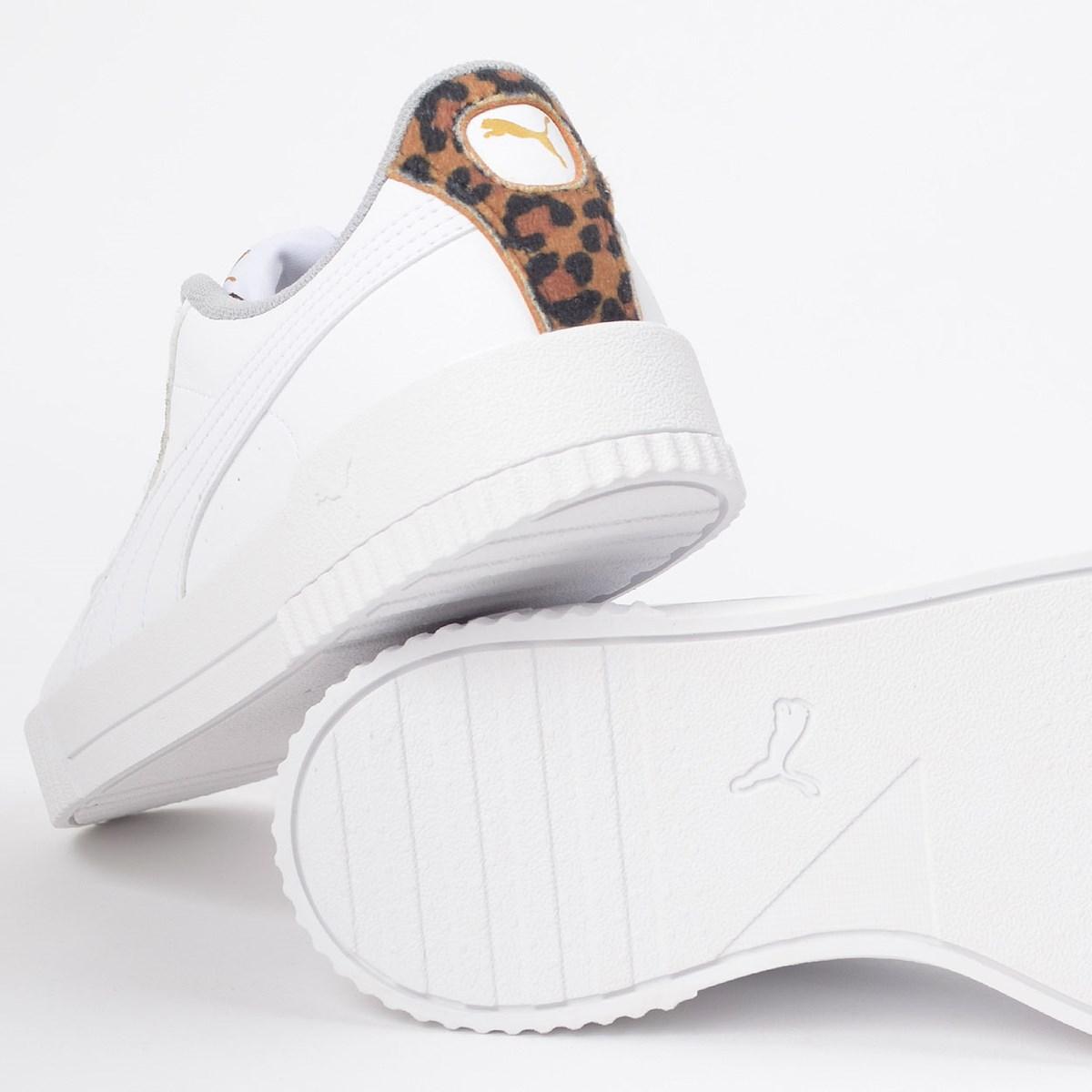 Tênis Puma Carina Leo BDP White 37556603