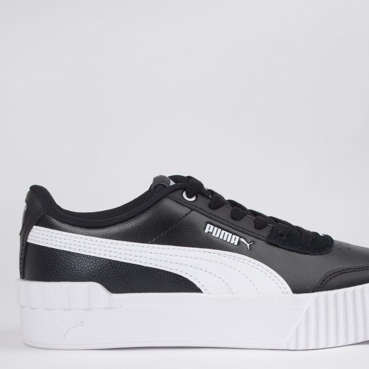 Tênis Puma Carina Lift Black White 37303106