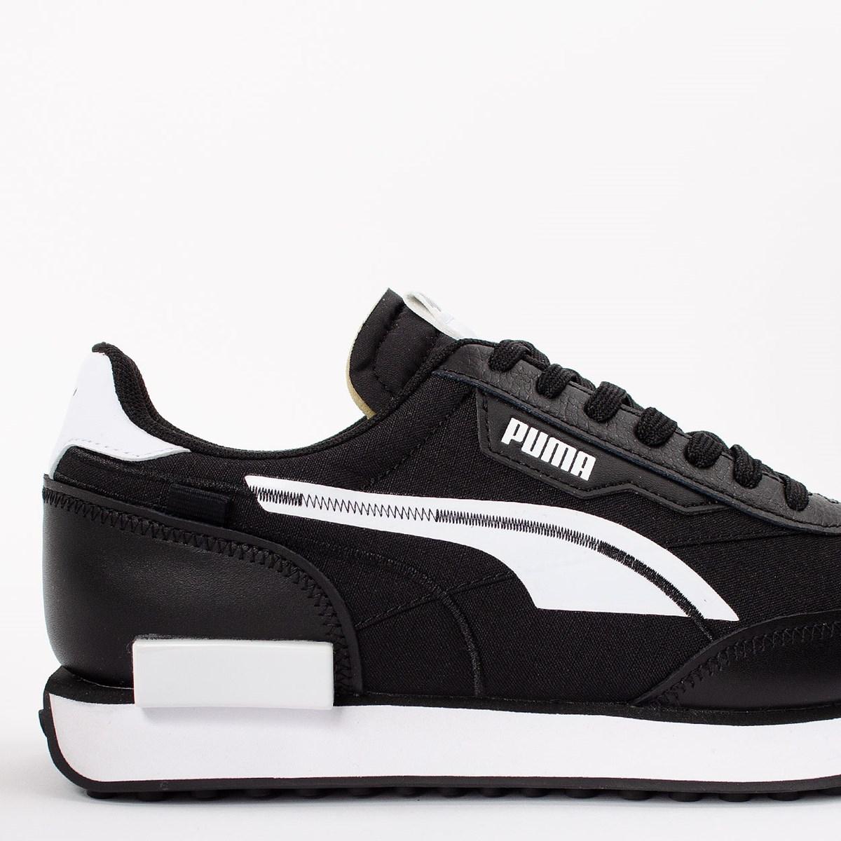 Tênis Puma Future Rider Twofold Black White 380591-04