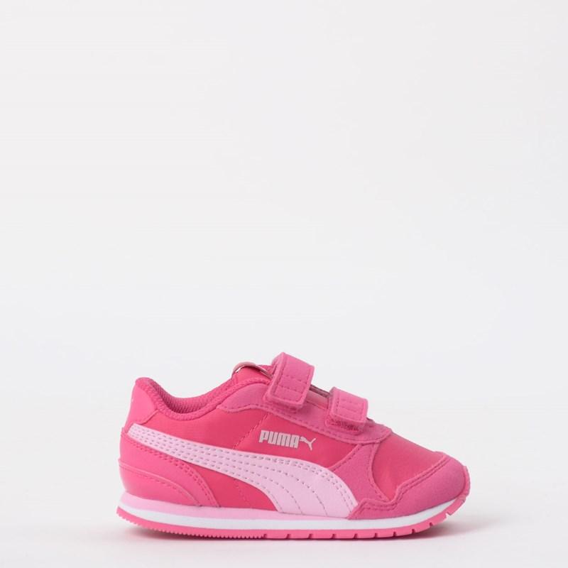 Tênis Puma Kids ST Runner V2 NL V Fuchsia Purple 36529512