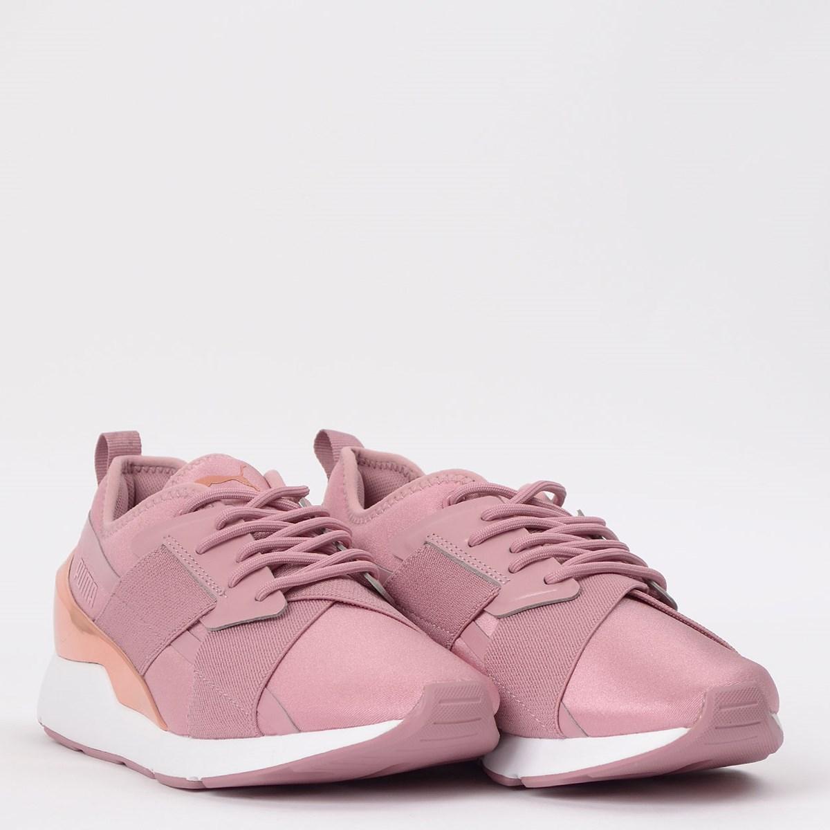 Tênis Puma Muse X-2 Metallic Pink 370838-08