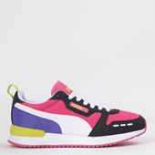 Tênis Puma R78 Beetroot Purple Black White 37311704