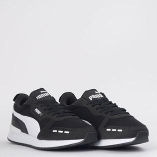 Tênis Puma R78 Black White 37311701