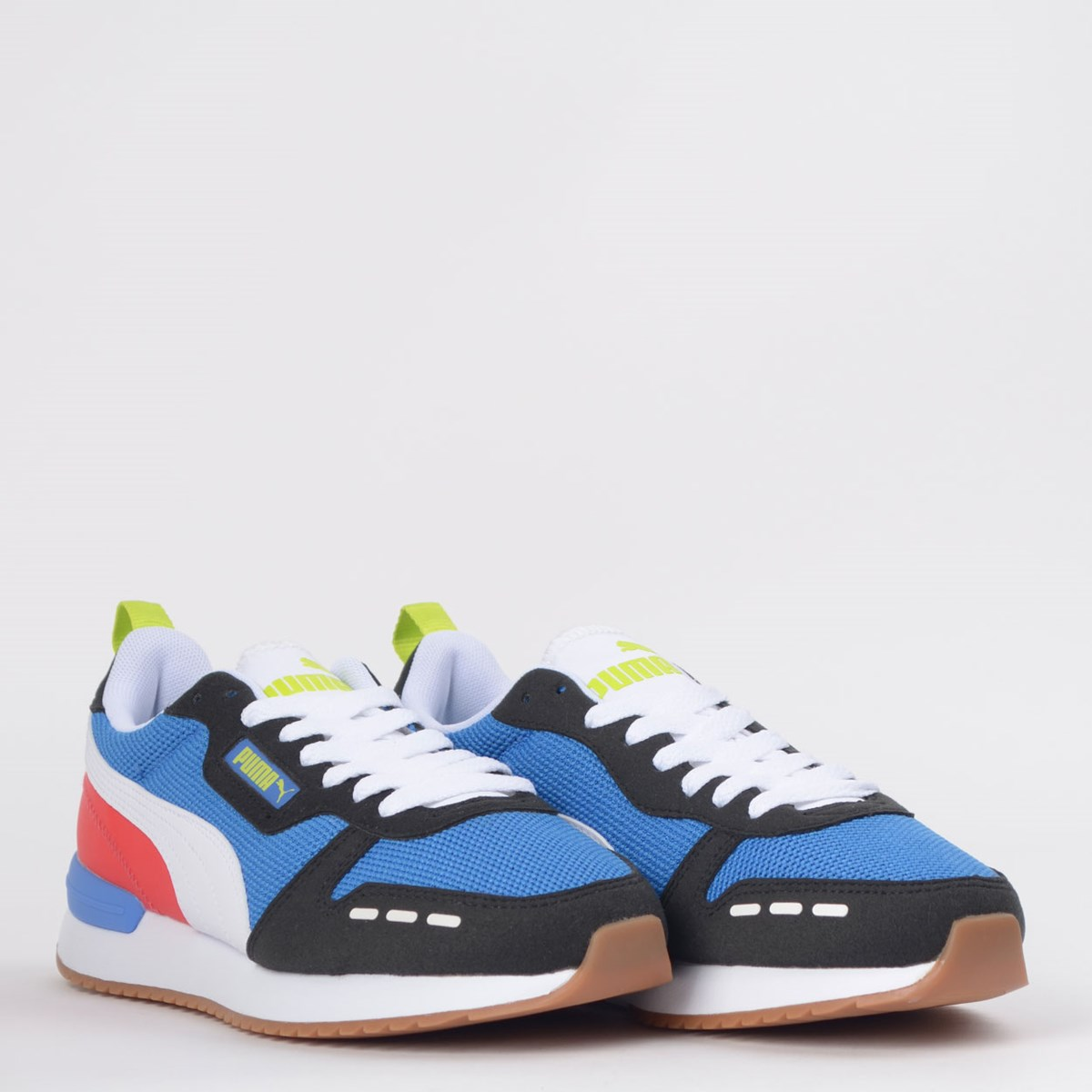 Tênis Puma R78 Palace Blue Black White 37311703