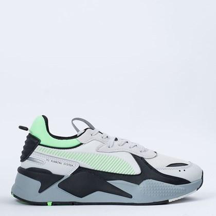 Tênis Puma RS-X Mix Gray Green 380462-04
