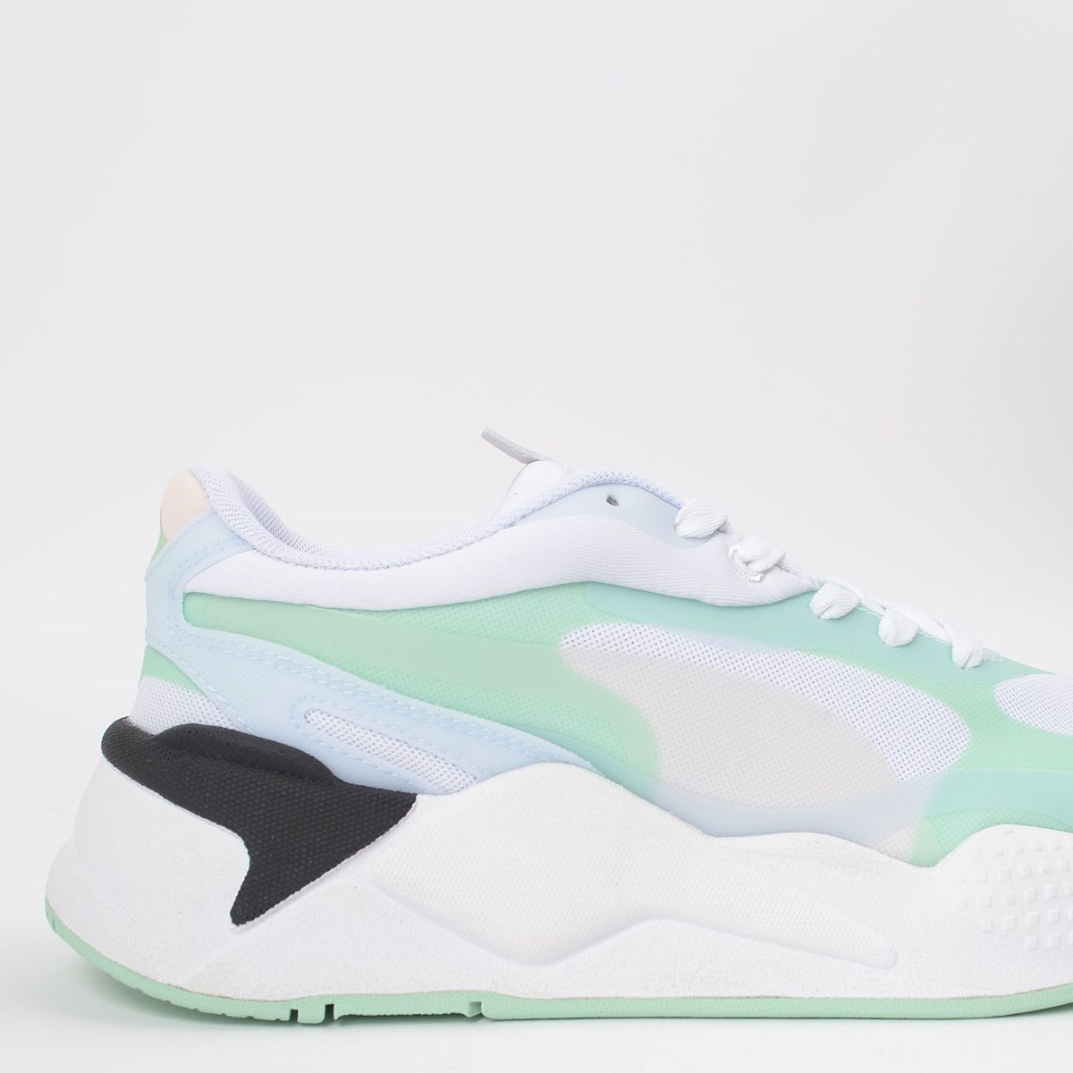 Tênis Puma RS-X3 Plas Tech Green 371640-02