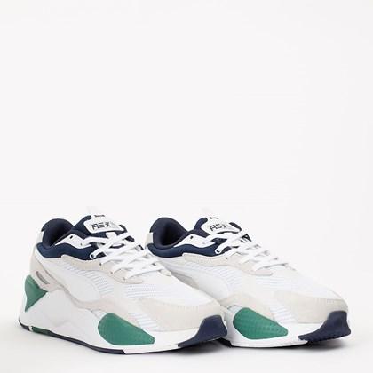 Tênis Puma Rs-X3 Twill Airmesh White White 368845-05