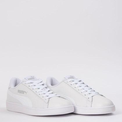Tênis Puma Smash V3 L BDP White White 37591902