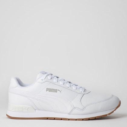 Tênis Puma ST Runner V2 Full L White Gray Violet 36527709