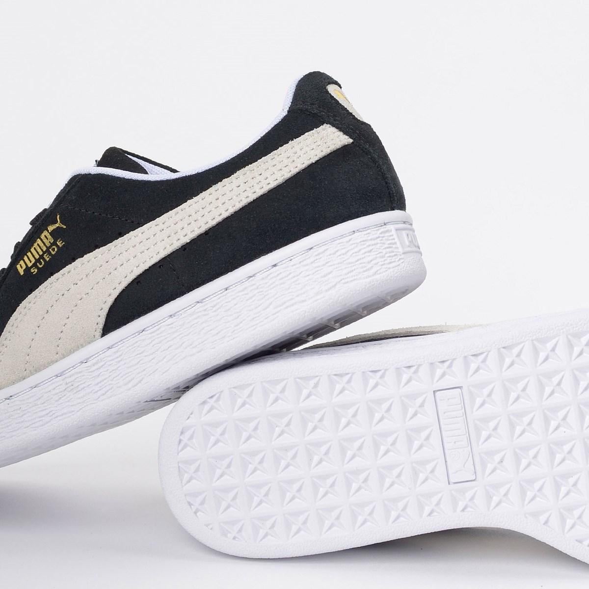 Tênis Puma Suede Classic+ Black 35263403