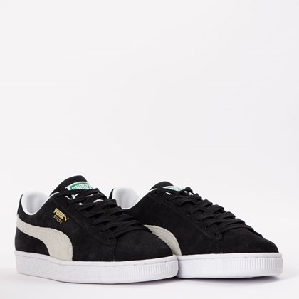Tenis Puma Suede Classic XXI Black 374915-01