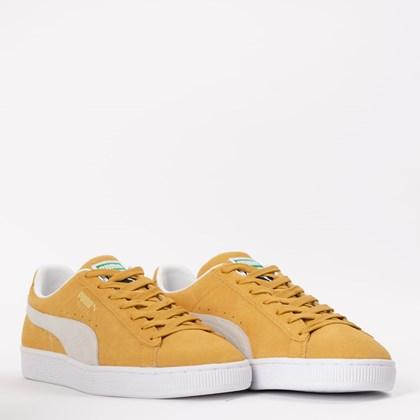 Tenis Puma Suede Classic XXI Honey Mustard 374915-05