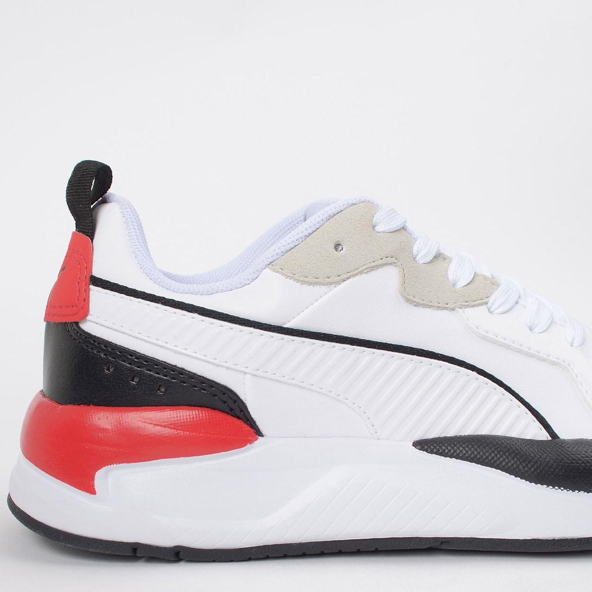Tênis Puma X Ray Game BDP White Black 37450201