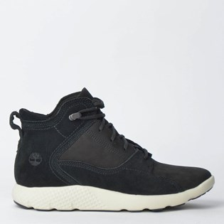 Tênis Timberland Flyroam Leather Hiker Black TB0A1SBN001